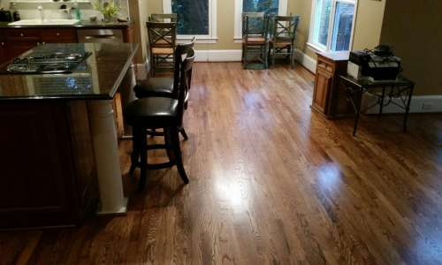 Peachtree Corners Hardwood Floor Installation Refinishing Engineered