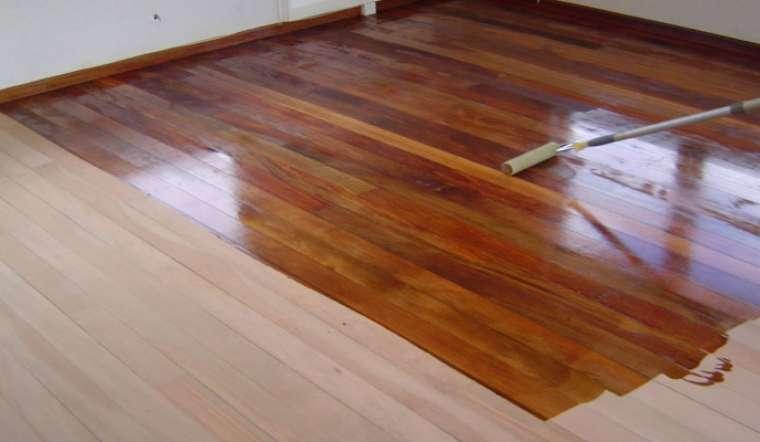 Dustless Sanding Wood Floor Refinishing